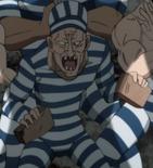 Vieux prisonnier IA