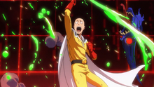 Saitama kills Carnage Kabuto