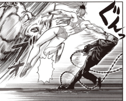 Capitaine Mizuki dégagée par Needlestar