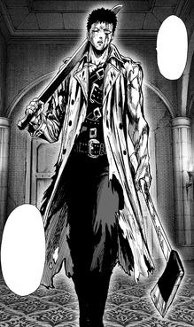 Zombieman full appearance manga
