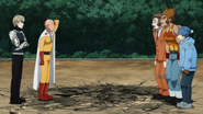 Saitama meets his fans (OVA)