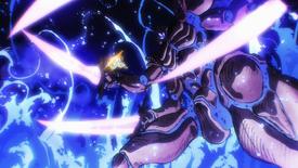 Saitama vs. Subterranean King