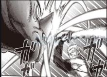 Iaian and Rhino Wrestler clash