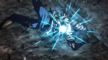 Genos prepares to self-destruct
