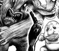Bogosse Masqué dans Danse avec les monstres