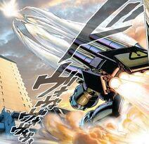 Tir de Missiles (manga)