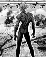 Le chasseur de héros tient tête à Sécatoroi et Divinsecte