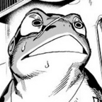 Frog Man Icon