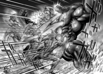 Super Black Brillant VS Garoh - M