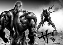 Super Black Brillant VS Garoh (version 1)