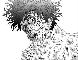 Sweet Mask monster appearance