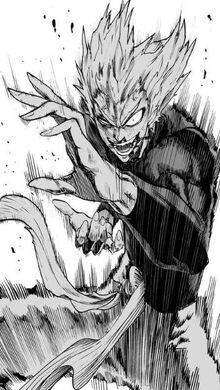 Garoh (manga-chapitre 45)