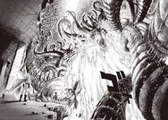 Le Roi des Monstres rencontre Chauve Capé