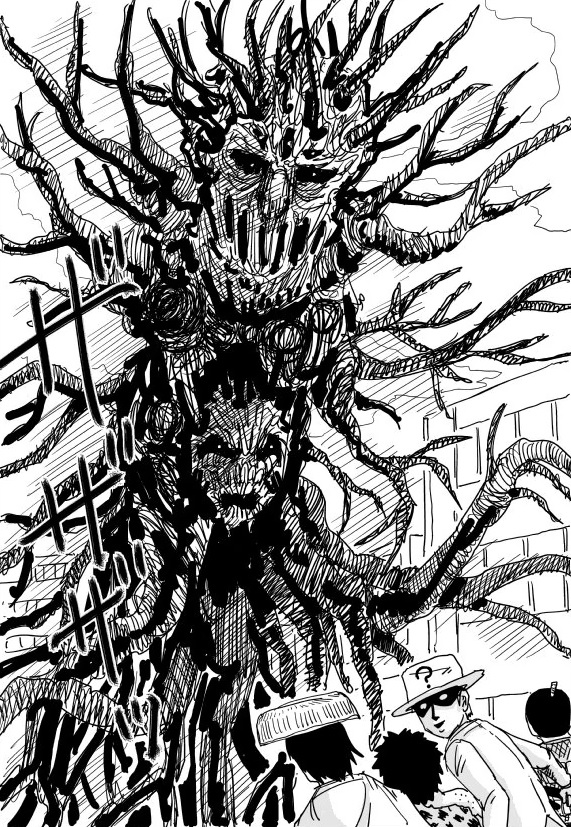Forest King | OnePunch-Man Wiki | FANDOM powered by Wikia