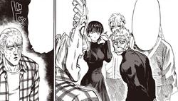 Seul Saitama manque à l'appel