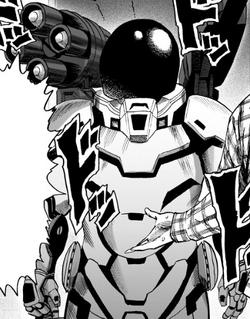 Iron Kidob