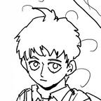 Child Emperor webcomic Icon