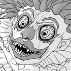 Pesky Clown Webcomic Icon