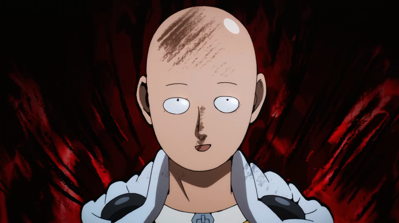 Image - Saitama scary face.png | OnePunch-Man Wiki ...