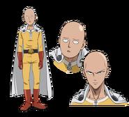 Saitama (Caped Baldy)