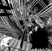 Par les Météores du Lion (manga)