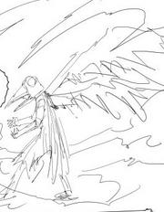 Phoenix Man resurrected ONE's design