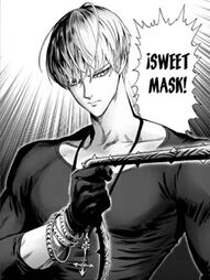 Sweet Mask a escena