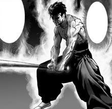 Metal Bat Fighting Spirit Manga
