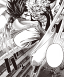 Feather tue des monstres
