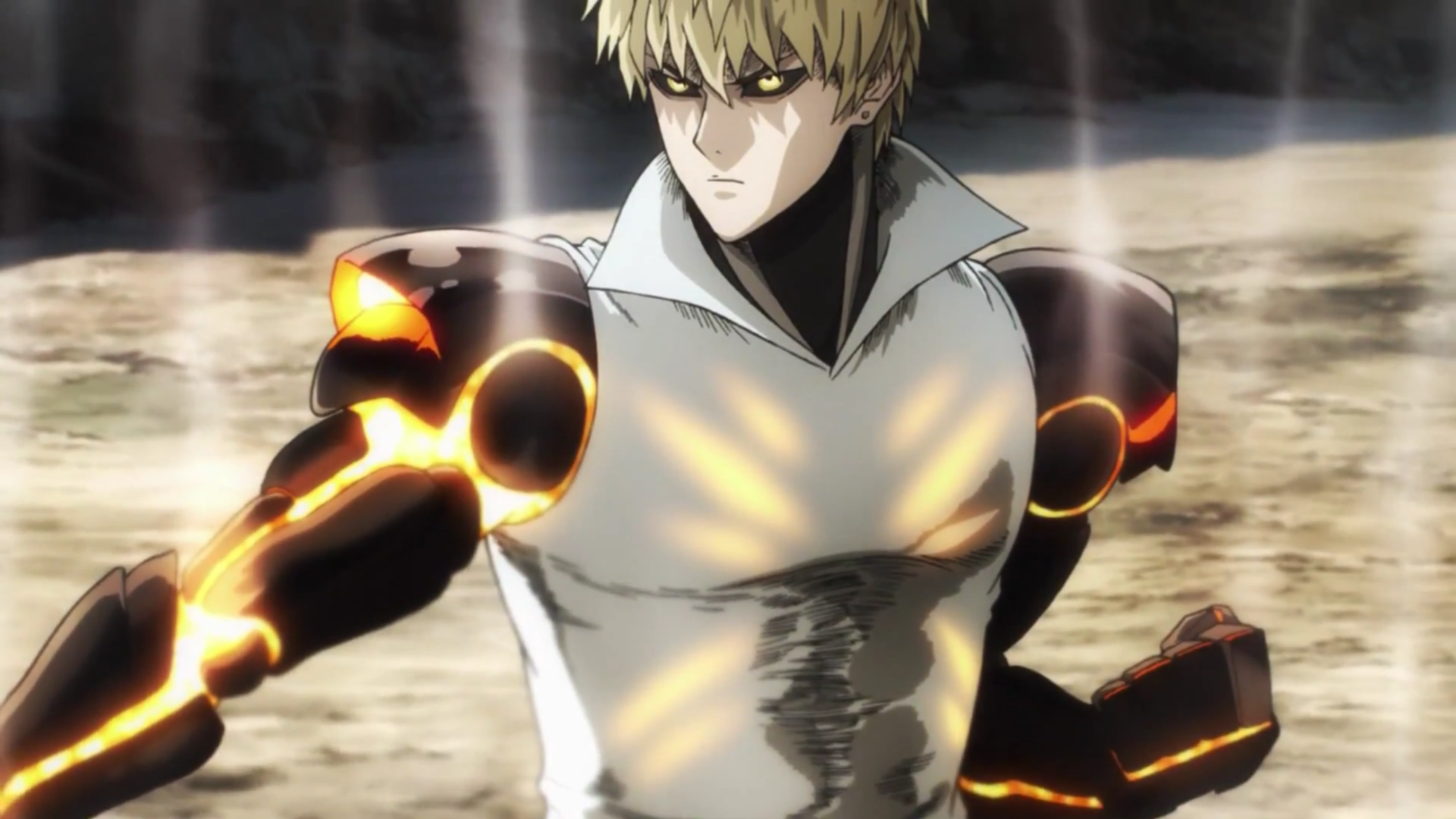 Image result for genos one punch man