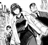 Fubuki and her group