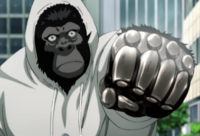 One Punch-Kong