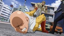 Bang handles Saitama-0