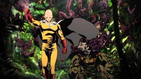 One Punch Man - Official Opening - The Hero!! Set Fire to the Furious Fist-0