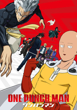 One Punch Man 2T Anime
