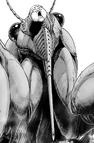 170,000-летняя магоцикада, манга