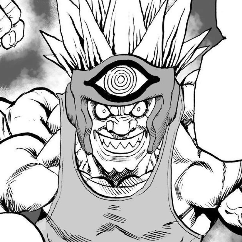 fist fight djinn | onepunch-man wiki | fandom poweredwikia