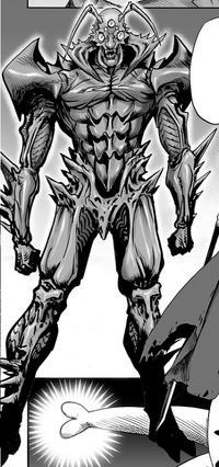 Bug God Full Appearance