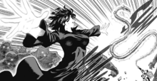 Fubuki stops DO-S's whip