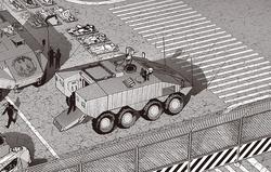 Hero Association Armored Vehicles