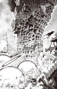 Destruction progressive de la base par Grand Rex