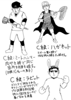 Héros de classe C croisés par Zombiman (ONE)