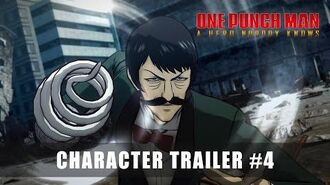 ONE PUNCH MAN A HERO NOBODY KNOWS - CHARACTER TRAILER 4