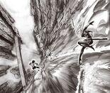 Le domaine des ninjas monstrueux
