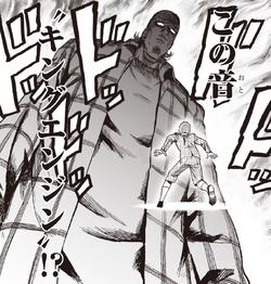 King VS faux Chenapon (version 2)