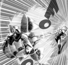 Rocket Punch Manga