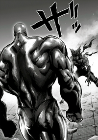 Garou vs Darkshine