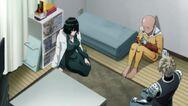 Fubuki s'explique à Genos et Saitama