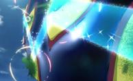 Flashy Flash attaque Léviatank
