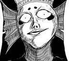 Deep Sea King Webcomic Portrait
